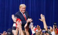 In Photos: Trump Rally in Rochester, Minn.