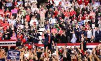 Trump Ramps Up Base in Minnesota as Kavanaugh Vote Looms