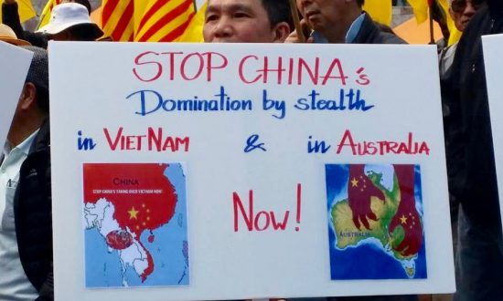 Vietnamese Community Has Warning About Communist China