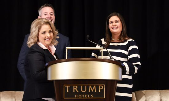 Conservative Women Gather in Washington to Back 'America First'