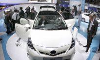 Toyota Recalls 2.4 Million Hybrids Due to Stalling Problems
