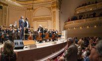 Jonas Kaufmann Sings German Songs of Romance at Carnegie Hall