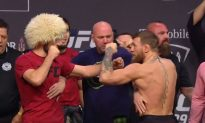 Conor, Khabib All Set for UFC229 Showdown After Weigh In