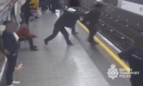 Man Found Guilty for Pushing Two Men Toward London Underground Tracks