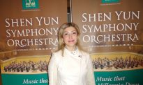 Shen Yun Symphony Orchestra 'transports you to another world'