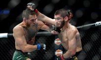 Khabib Nurmagomedov Says Conor McGregor Is 'Slowing Down' After UFC 229 Victory