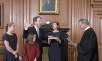 After Bitter Confirmation Trek, Collegial Supreme Court Awaits Kavanaugh
