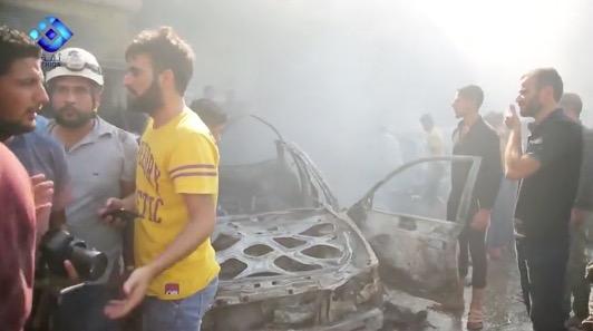 Car Blast Kills Four in Turkey-Backed Syrian Town