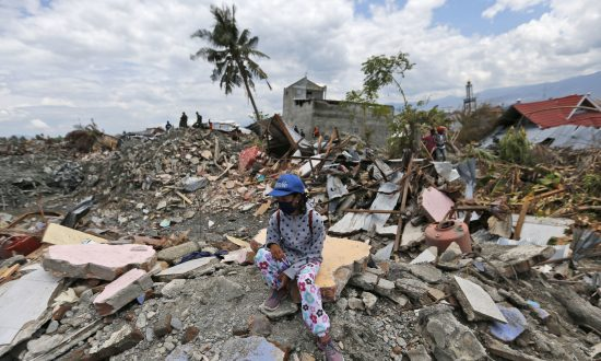 Confirmed Deaths Near 2,000, Still More Likely in Indonesia