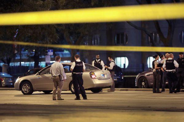 Chicago shooting crime