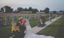 Indiana Bride Takes Wedding Photos Alone After Firefighter Fiance Killed by Drunk Driver