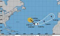 Latest Update on Former Hurricane Leslie