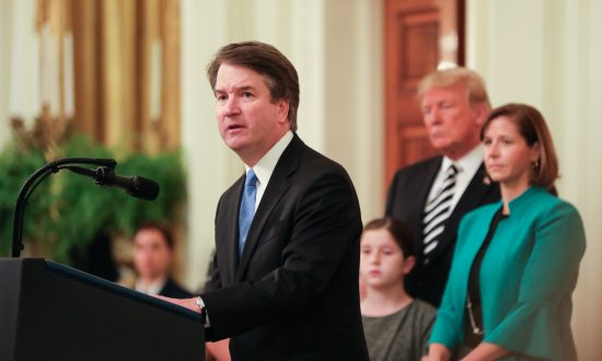 Kavanaugh Confirmation Coverage Echoes 'Epic Fail' of 2016