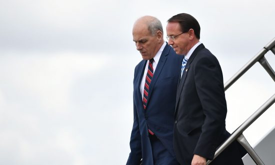 Videos of the Day: Rosenstein Keeps Job After Meeting With Trump