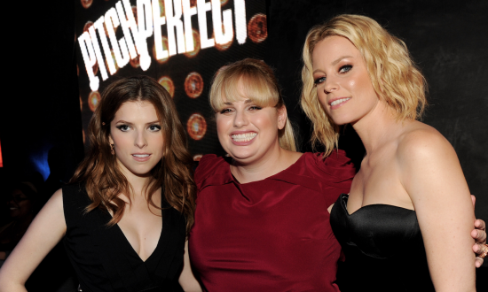 Rebel Wilson Suggests 'Pitch Perfect 4' Is Coming Soon