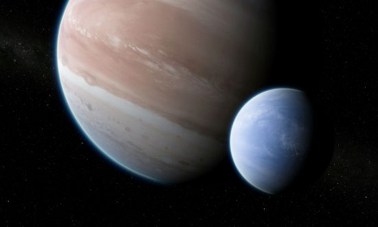 In a Surprise, First Alien Moon Discovered Is Big and Gaseous