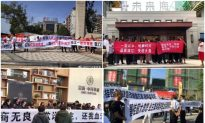 Recent Home Buyers Take to Streets in Protest as China Housing Prices Plummet