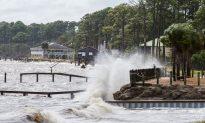 Intensifying Hurricane Michael Aiming for Florida's Panhandle