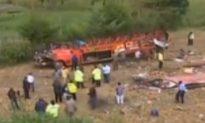 Children Among 50 Dead in Kenya Bus Crash