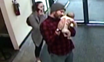 1-Week-Old Baby Girl Choking Until Guardian Angels Came to Rescue