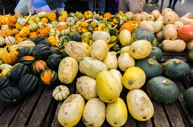 Fall brings a whole slew of complex flavors and textures to cook with and enjoy. (Crystal Shi/The Epoch Times)