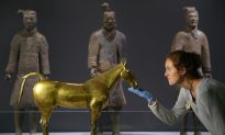Curator's Notes: The 'Golden Horse of Maoling'