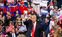 In Photos: Trump Rally in Council Bluffs, Iowa