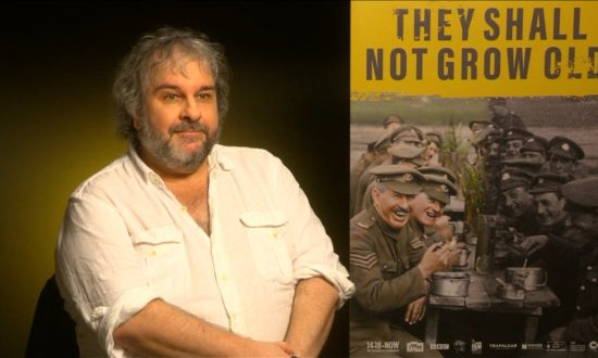 Peter Jackson, From 'Lord of the Rings' to the Trenches of World War l