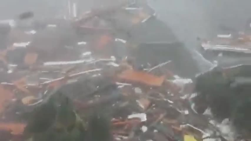 17 dead after Hurricane Michael batters Florida - and figure likely to rise