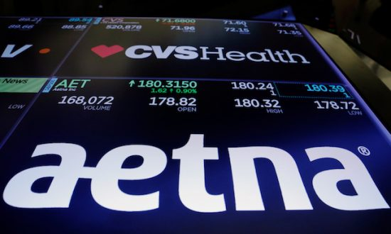 CVS-Aetna Deal That Aims to Overhaul Health Care Cleared by US