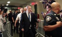 Harvey Weinstein Wins Dismissal of One Criminal Charge