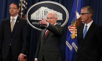 FBI Makes Major Arrest in Sessions's War on Leaks