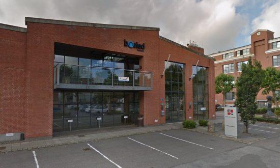 The Socialstyrelsen building in Odense, Denmark. (Google Maps)