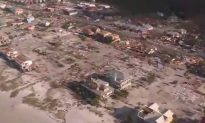 Before-and-After Footage Shows Mexico Beach After Hurricane Michael