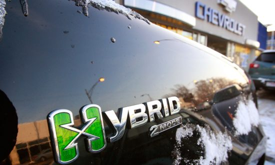 UK to Cut Hybrid Car Subsidies