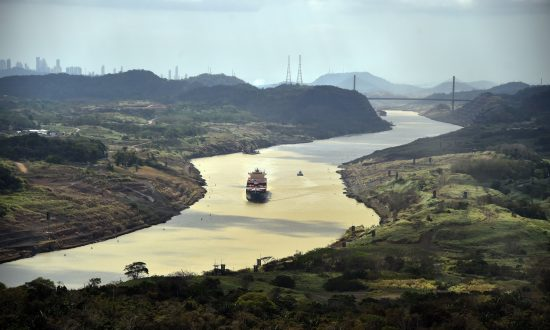 China, the US, and the Panama Canal