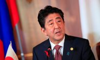 Japanese PM Abe to Make Official Visit to China This Month