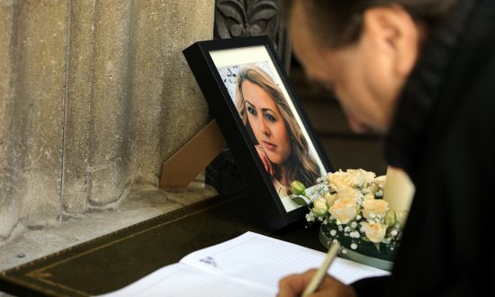 Hundreds Attend Funeral of Murdered Bulgarian Journalist