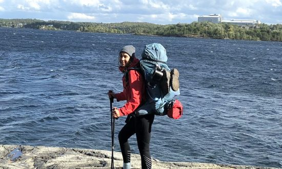 15,000 Km Hike: Woman Walking Canada's Great Trail from Coast to Coast