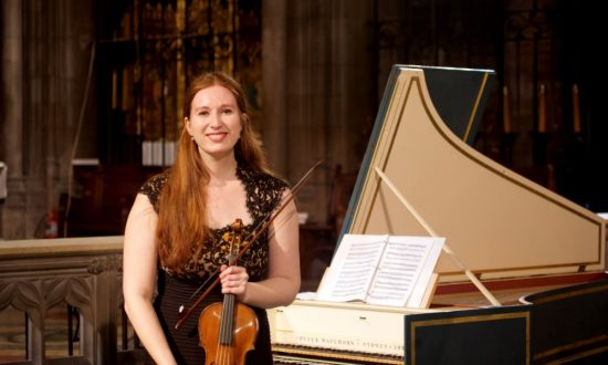Baroque Violinist Augusta McKay Lodge on the Ephemerality of Musical Experiences