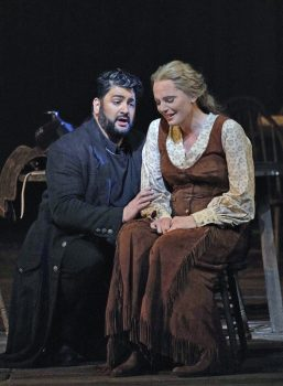 Yusif Eyvazov and Eva-Maria Westbroek