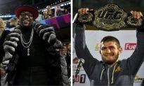 Floyd Mayweather Suggests He's Interested in Fighting Khabib Nurmagomedov