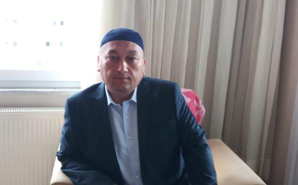 Former detainee Uyghur Omir Bekli