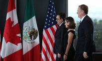 Pro-Trump Group Spending $1 Million on Ads Boosting NAFTA Replacement