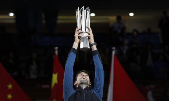 Djokovic Wins a Record Fourth Shanghai Masters Title
