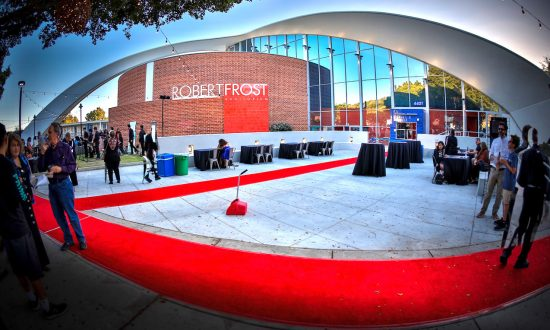 Southern California's Landmark Robert Frost Auditorium is Renewed and Improved