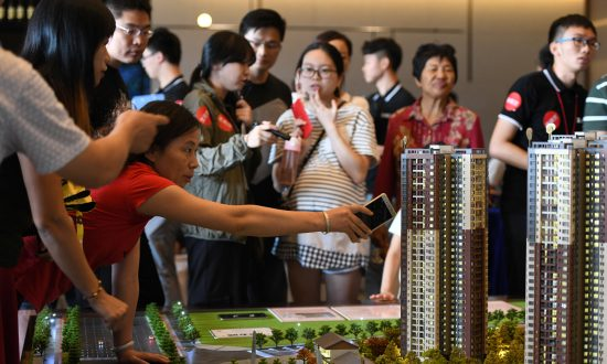 China's Property Market Feels Fresh Chill, 'Winter' is Coming