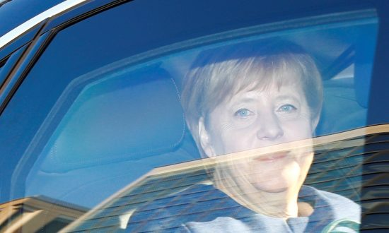Merkel's Bavarian Ally Suffers Heavy Losses