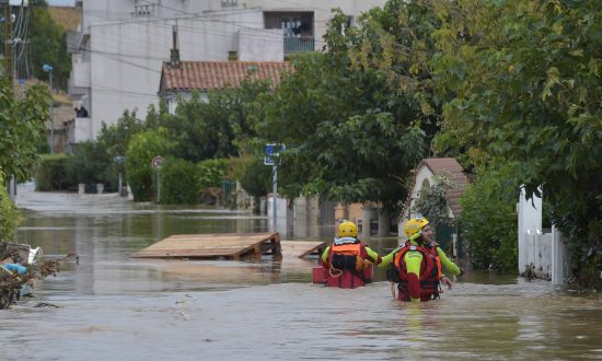 Flash Flooding in Southwestern France Leaves at Least Six People Dead