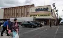 Sears Files Just as Things Are Looking up for US Retail